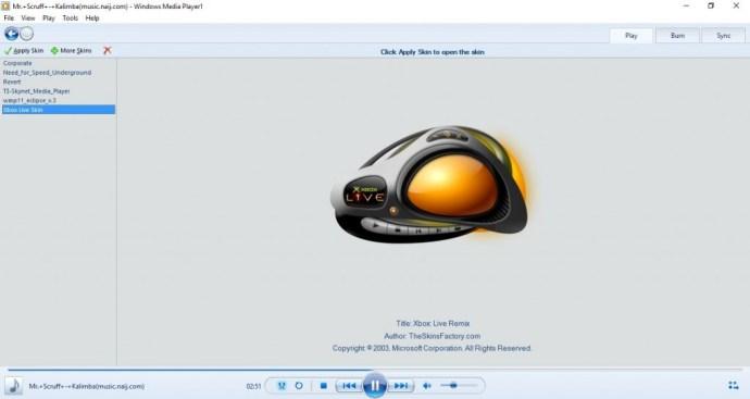 reproductor multimedia de windows2