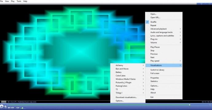 reproductor multimedia de windows3