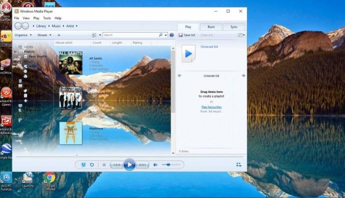 reproductor multimedia de Windows 11