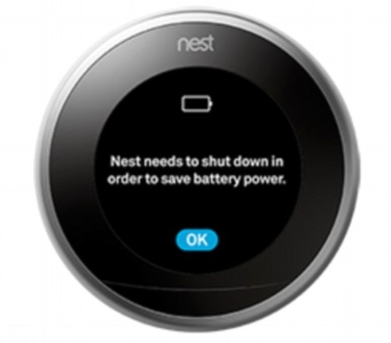 Nest Keep Going Offline
