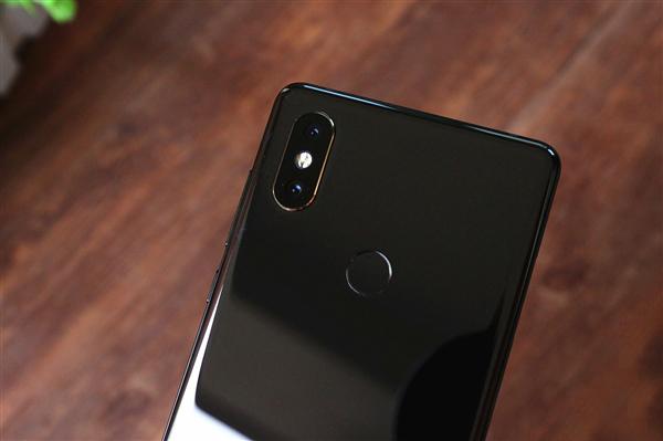Xiaomi Mi MIX 2S Special Art Edition: sensor de huella digital