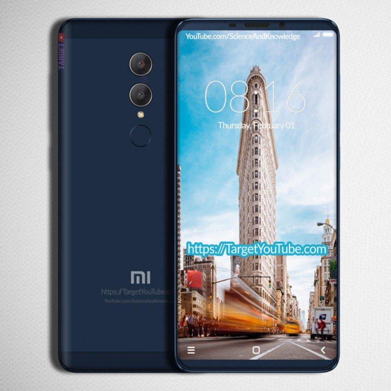 Xiaomi REDMO Note 5 Azul