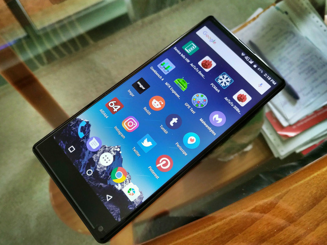 Vernee MIX 2 Review Budget Phone 2017