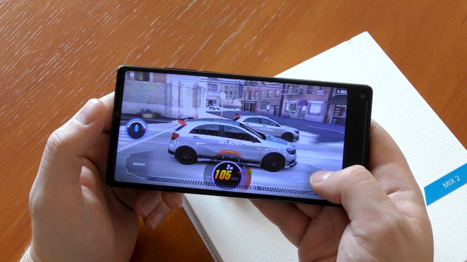 Vernee MIX 2 Review Gaming