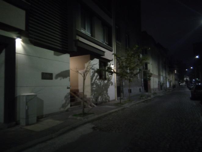 Revisión de la cámara Vernee MIX 2 Fotografía con poca luz