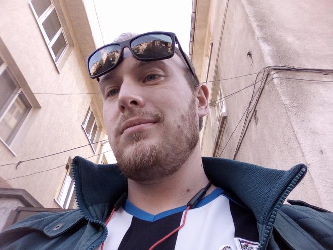 Vernee MIX 2 Camera Review Selfie con buena luz