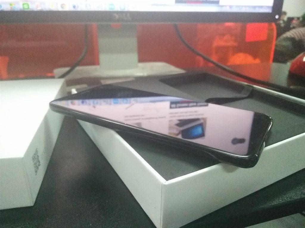 blackview s8 unboxing teléfono de pantalla infinita asequible