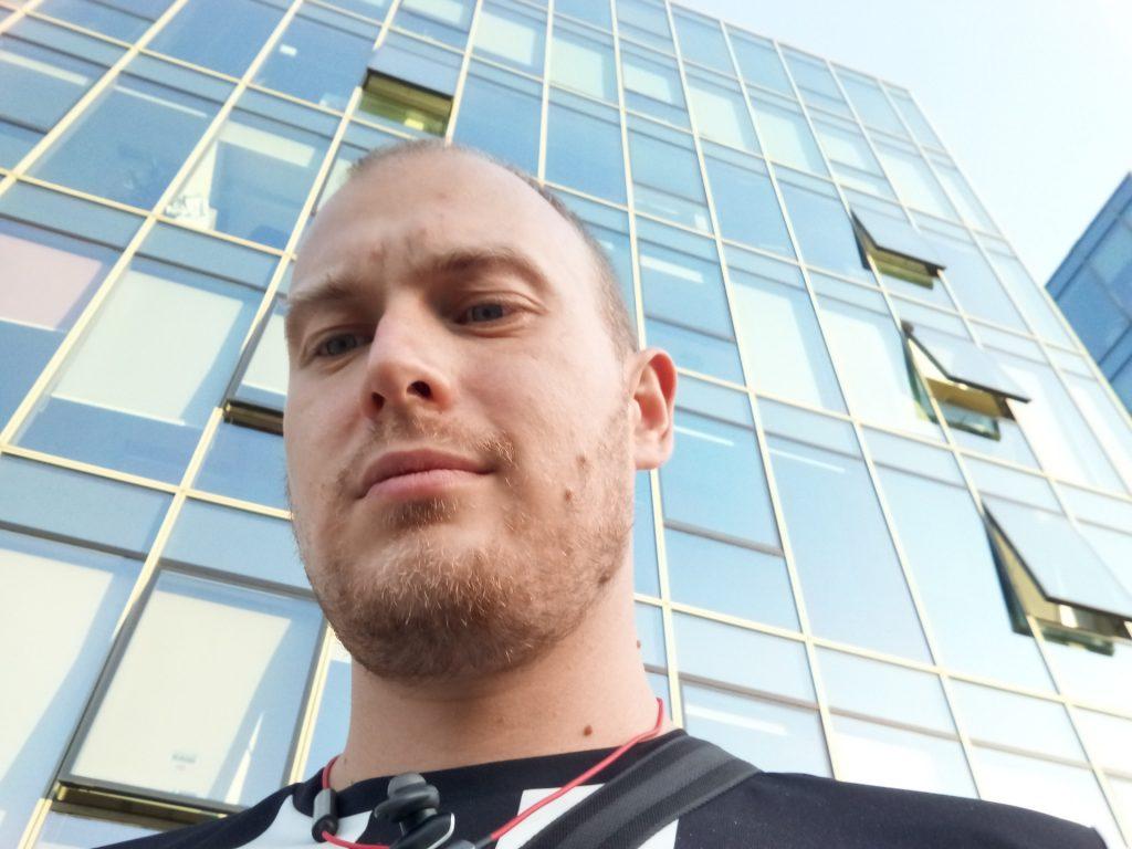 Leagoo KIICAA Mix review: cámara selfie