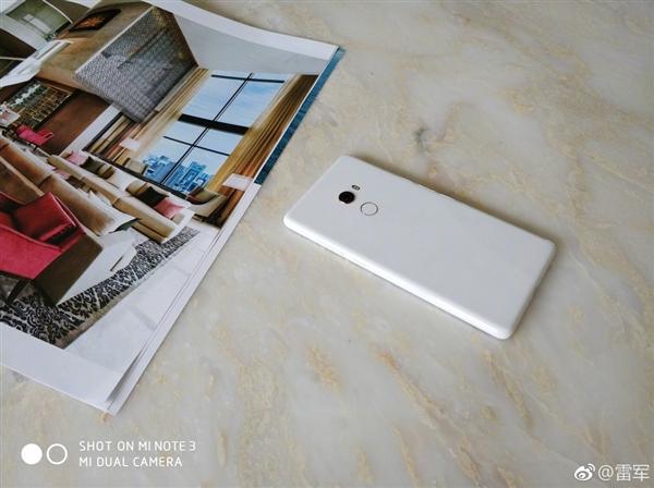 Xiaomi Mi MIX 2 blanco