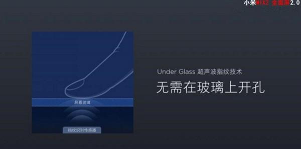 Archivos PPT de Xiaomi Mi MIX 2