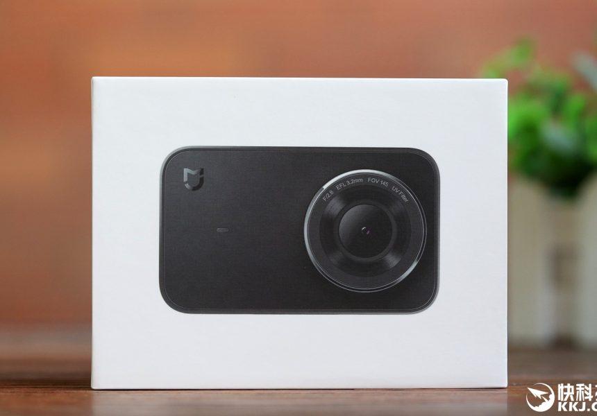 Cámara de acción Xiaomi mini 4K 10