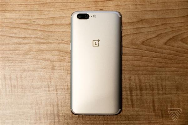 OnePlus 5 dorado dorado