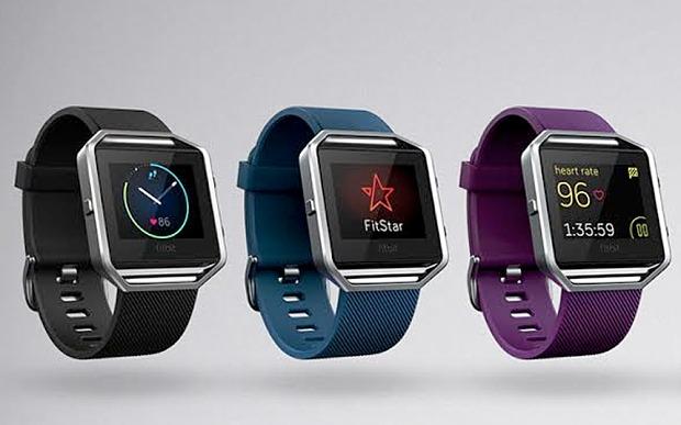Llega el nuevo reloj inteligente FITB Blaze Fitness