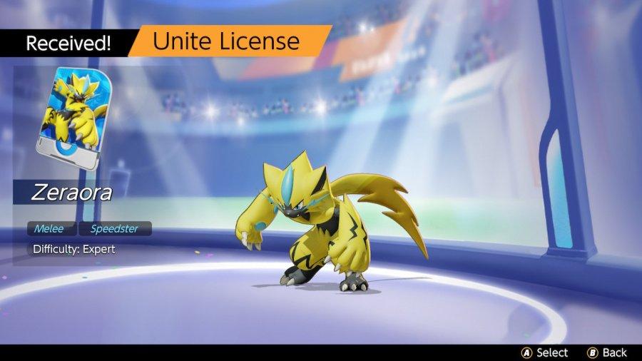 Revisión de Pokémon Unite - Captura de pantalla 4 de 5