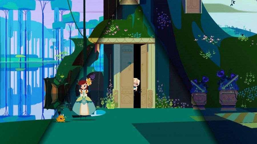 Revisión de Cris Tales - Captura de pantalla 1 de 4