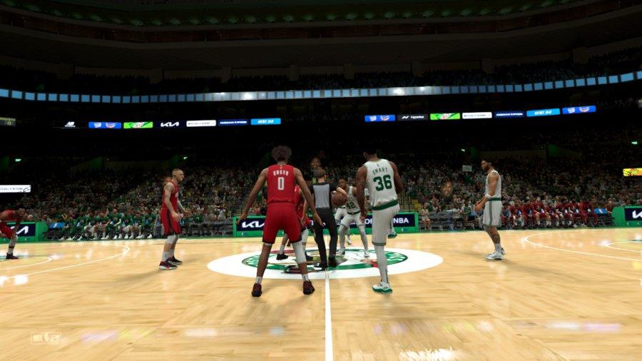 Revisión de NBA 2K22 - Captura de pantalla 3 de 5