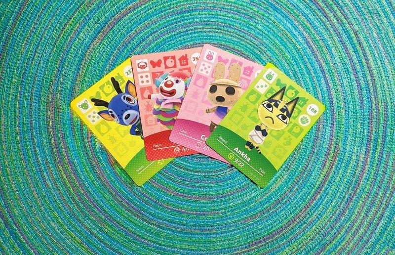 Las tarjetas amiibo de Animal Crossing más raras y caras