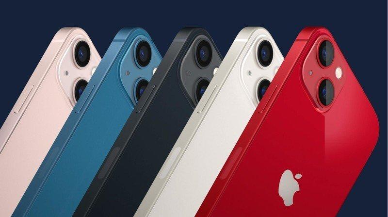 Las ventas de iPhone en China se desaceleraron antes del lanzamiento del iPhone 13