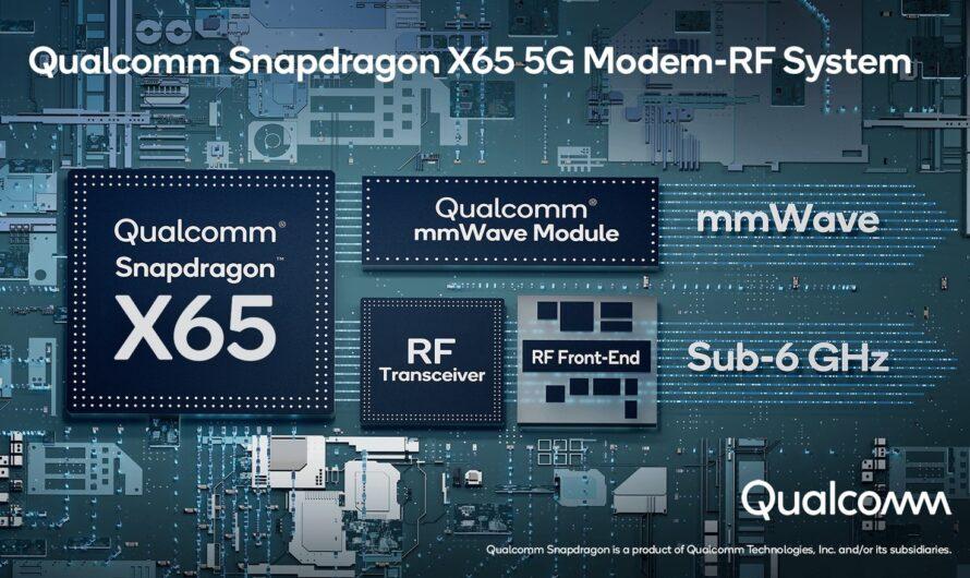 Es probable que el módem 5G de 10 gigabits de Qualcomm aparezca en futuros iPhones