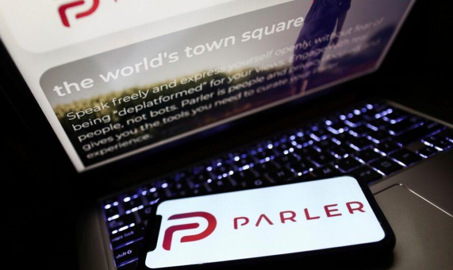 Amazon desconectó a Parler
