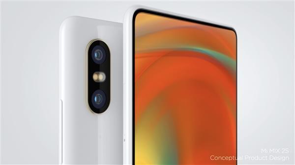 Característica principal de Xiaomi Mi MIX 2S