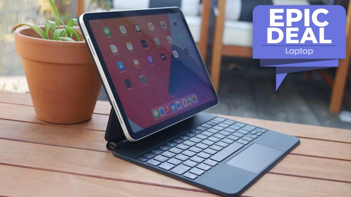 ¡Caminando en el aire!  Obtenga hasta $ 50 de descuento en el último iPad Air en Amazon