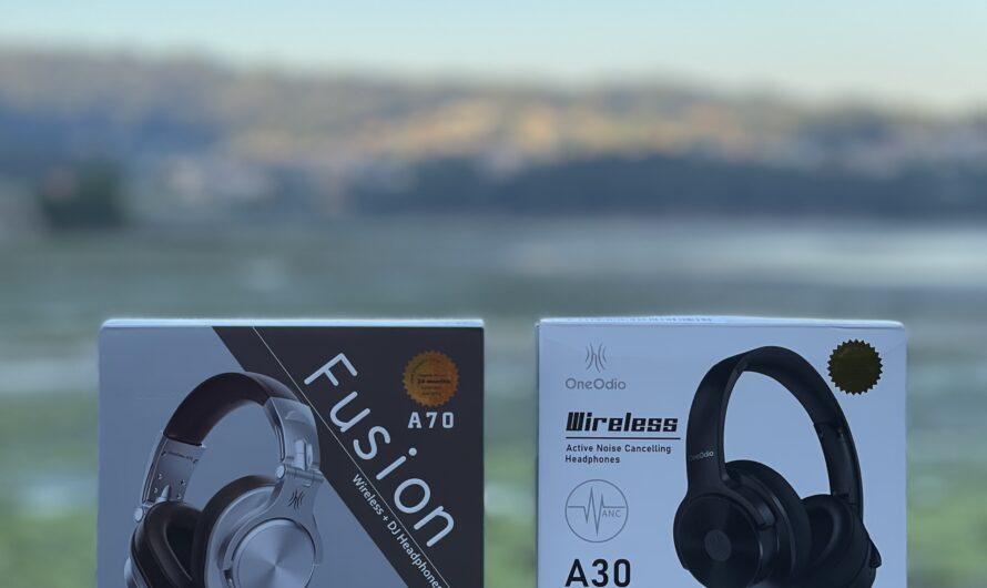 Revisión: OneOdio Fusion A70