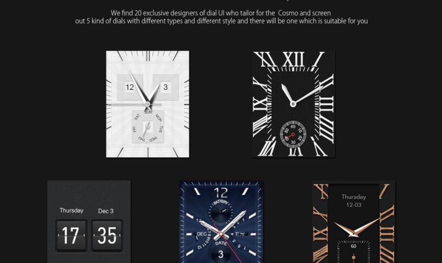 Zeblaze Cosmo pone de manifiesto todo lo que desea en un dispositivo portátil asequible: también oferta promocional para el reloj inteligente Crystal