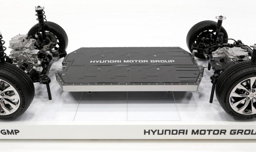 E-GMP: una mirada a la plataforma de vehículos eléctricos de Hyundai que (puede haber) llamado la atención de Apple